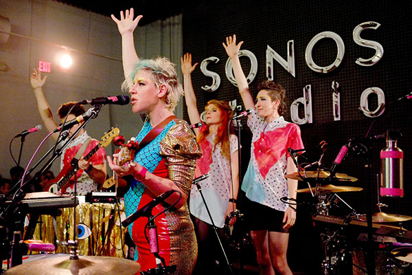 An Evening With tUnE-yArDs