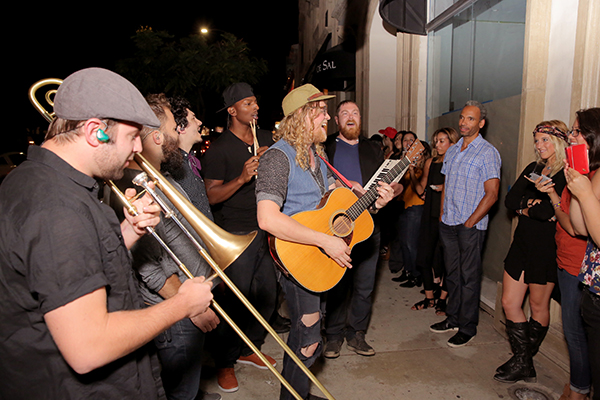 SONOS Studio + PANDORA: An Evening With Allen Stone